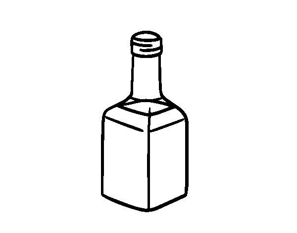 Disegno di Aceto balsamico da Colorare