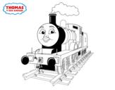Disegno di Edward da colorare