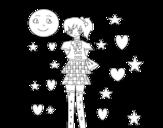 Dibujo de Giovane anime