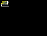 Disegno di SpongeBob - Mister pinzaforte per l'attacco da colorare