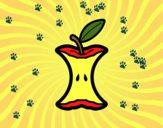 Torsolo di mela