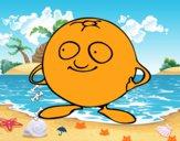Bambino mandarino