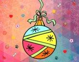 Una palla di Natale