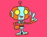 Robot amichevole