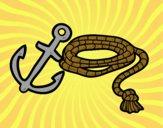 Corda e ancoraggio