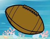 Pallone di football americano