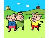 I tre porcellini 5