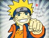 Naruto con grazia