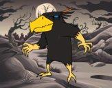 Il male uccello mostro
