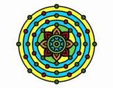 Mandala sistema solare