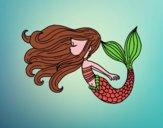 Sirena galleggiante