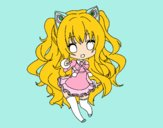 SeeU Chibi Vocaloid