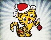 Tigre di Natale