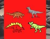 Dinosauri di terra