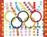 Anelli dei giochi olimpici