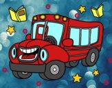 Autobus animato