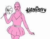 Katy Perry con un lecca-lecca