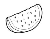 Disegni Di Frutta Da Colorare Acolore Com