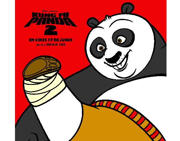 Disegni Di Kung Fu Panda Da Colorare Acolorecom