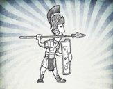 Disegno di colosseo romano da colorare for Colosseo da colorare