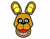 Golden Freddy di Five Nights at Freddy's