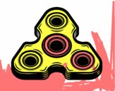 Spinner triangolare